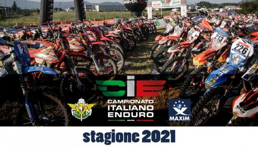 Campionato Italiano Enduro 2021 a Custonaci